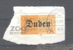 Sellos de Europa - Alemania -  Diccionario Duden Y885