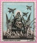 Sellos del Mundo : Europa : España :  L aniversario d´l´Aviacion Española
