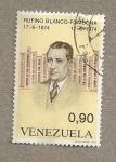 Stamps America - Venezuela -  Rufino blanco-Fombona