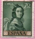Sellos de Europa - España -  Santa Casilda