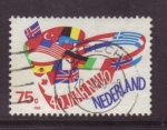 Stamps Netherlands -  40 aniversario N.A.V.O.