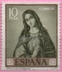 Sellos de Europa - España -  La Inmaculada