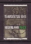 Stamps Netherlands -  serie liberación de holanda