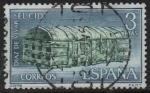 Stamps Spain -  Rodrigo Diaz d´Vivar