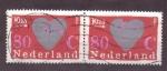 Stamps Netherlands -  sello sorpresa