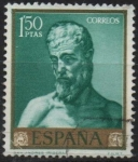 Stamps Spain -  San Andres