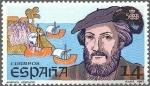 Stamps Europe - Spain -  2919 - V Centenario del Descubrimiento de América - Américo Vespucio