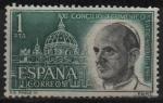 Sellos de Europa - España -  Concilio Ecunemico Vaticano II