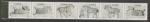 Sellos de Asia - China -  caballos tumba emperador Shimin-li