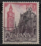 Stamps Spain -  Catedral d´Sevilla