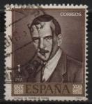 Stamps Spain -  Romero d´Torres