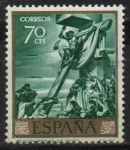 Stamps Spain -  Cristo Dicta Reglas