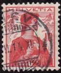 Stamps Switzerland -  Clásico