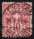 Stamps Europe - Switzerland -  Clásico
