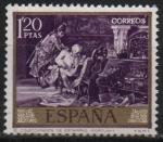 Sellos de Europa - España -  El coleccionista d´estampas