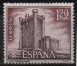 Stamps Spain -  Castillos d´España