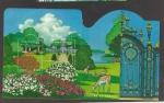 Sellos de Europa - Francia -  Jardín de la cabeza de oro en Lyon
