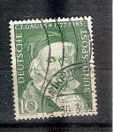 Stamps : Europe : Germany :  RESERVADO MIGUEL Carlf Y80