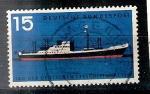 Sellos del Mundo : Europa : Alemania : RESERVADO MIGUEL Día de la Marina Mercante Y136