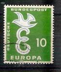 Sellos de Europa - Alemania -  RESERVADO MANUEL BRIONES CEPt-Europa Y164