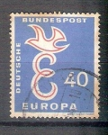 Stamps : Europe : Germany :  RESERVADO MIGUEL CEPT-Europa Y165