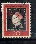 Sellos del Mundo : Europa : Alemania :  RESERVADO MIGUEL Jakob Fugger Y178