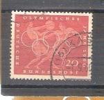 Sellos de Europa - Alemania -  Juegos Olímpicos de Roma Y207