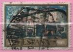 Stamps Spain -  Casas d´Botero en Lerma