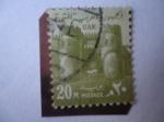 Stamps : Africa : Egypt :   Bab Al Futuh (Cairo)-Puerta de las Conquistas -Puerta de la Muralla en la Ciudad viaja del Cairo