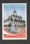 Stamps Turkey -  50 años del establecimiento relaciones diplomáticas entre Turquía y Talilandia