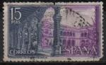 Sellos de Europa - España -  Monasterio d´Santo Tomas Avila