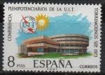 Stamps Spain -  Conferencia d´Pleniponteciarios d´l´U.I.T.