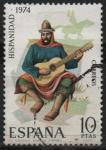 sellos de Europa - España -  Hispanidad Argentina