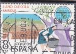 Stamps Spain -  II AÑO OLEICOLA MUNDIAL(39)