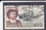 Stamps Spain -  JUAN SEBASTIAN ELCANO(39)