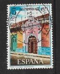 Sellos del Mundo : Europa : España : Hispanidad 1973, casa colonial Nicaragua