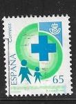 Sellos del Mundo : Europa : España : Sanidad y salud