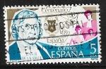 Sellos del Mundo : Europa : España : Centenario de La Salle en España