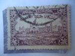 Stamps : Asia : India :  Tribunal Superior de Justicia - India, estados Nativos - Serie: Hyderabad.