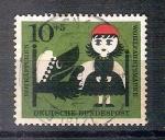 Sellos de Europa - Alemania -   Cuentos infantiles Caperucita Roja Y214