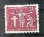 Sellos de Europa - Alemania -   RESERVADO MIGUEL Encuentro Católico Y253