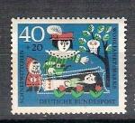 Sellos de Europa - Alemania -  Pro Beneficencia Cuentos Blancanieves Y260