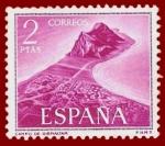 Stamps Spain -  Edifil 1934 Pro trabajadores españoles de Gilbraltar 2 NUEVO