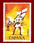 Stamps Spain -  Edifil 2139 Santa Hermandad de Castilla 1488 1 NUEVO