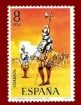 Sellos de Europa - España -  Edifil 2143 Sargento de infantería 1567 8 NUEVO