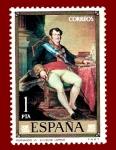 Sellos de Europa - España -  Edifil 2146 Fernando VII (Vicente López) 1 NUEVO