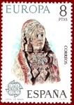 Stamps Spain -  Edifil 2178 Dama de baza 8 NUEVO