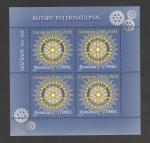 Sellos de Europa - Rumania -  Centenario Rotarios