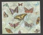 Stamps Ukraine -  Papilio machaon