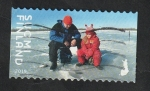 Stamps Europe - Finland -  Paisaje